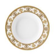 Versace I love Baroque dyb tallerken Bianco